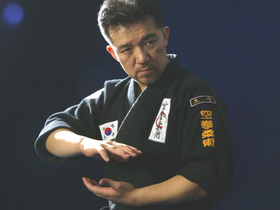 Grandmaster Kang